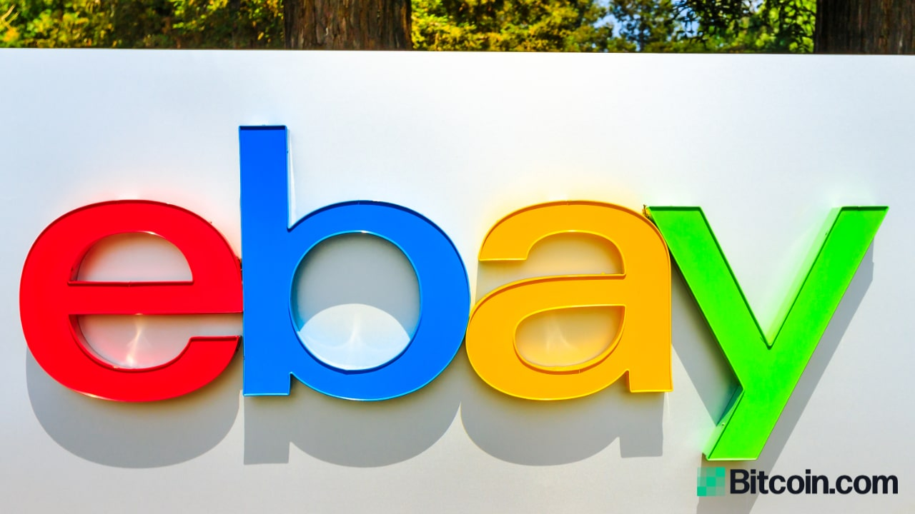 E-Commerce Giant Ebay Looking at Accepting Cryptocurrency for 187 Million Buyers, CEO Reveals