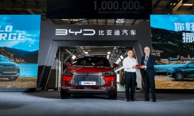 BYD to begin delivering EVs in Norway by Q3