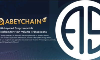 ABEYCHAIN 2.0: The introduction of decentralized File Storage with Hybrid Consensus