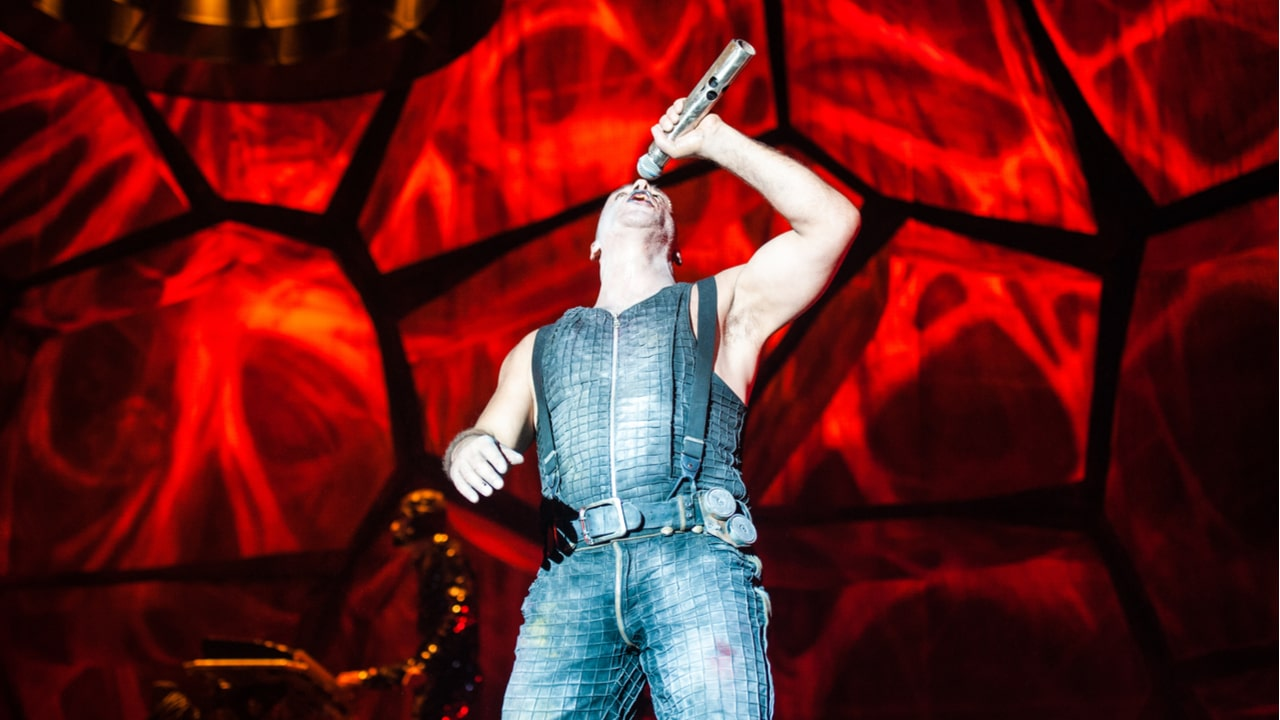 Rammstein Vocalist in Conflict With Russian Museum Over Unauthorized NFT Sale
