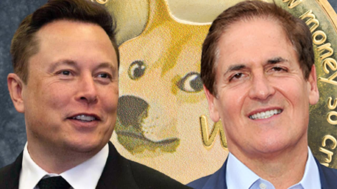 Elon Musk and Mark Cuban See Dogecoin as the 'Strongest' Cryptocurrency for Payments