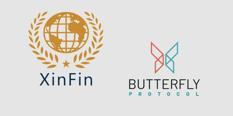 XinFin selects Butterfly Protocol for XDC blockchain domain naming system