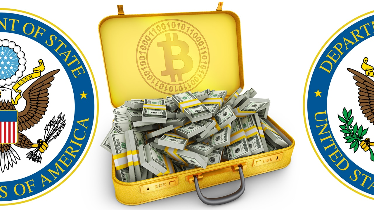US Government Now Offers Informants Crypto Rewards in Addition to Bank Wires, Suitcases Full of Cash