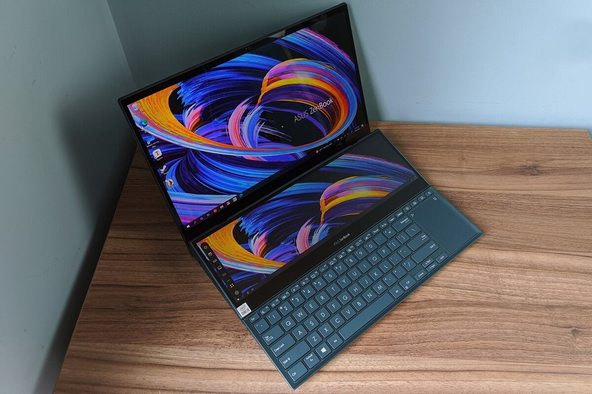 Asus Zenbook Pro Duo 15 OLED UX582 review: A $3,000 laptop like no other