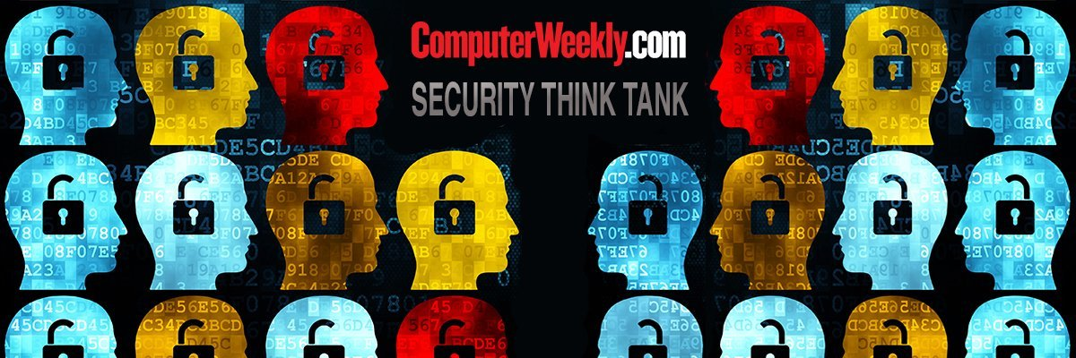 Security Think Tank: Data privacy not in isolation, but on a spectrum