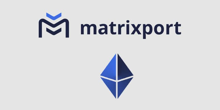 Matrixport launches new Ethereum 2.0 (ETH2.0) staking product