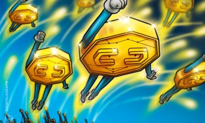 VGX, PERP and LUNA rally while Bitcoin price struggles to hold $38K
