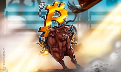 Bitcoin dominance on the rise once again as crypto market rallies