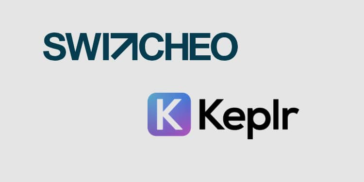 Layer-2 cross-chain protocol Switcheo TradeHub integrates with Cosmos-based wallet Keplr