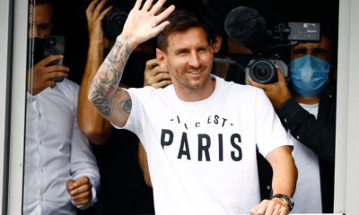 Lionel Messi 'Determined to Help Build Something Special' at PSG After Barcelona Exit