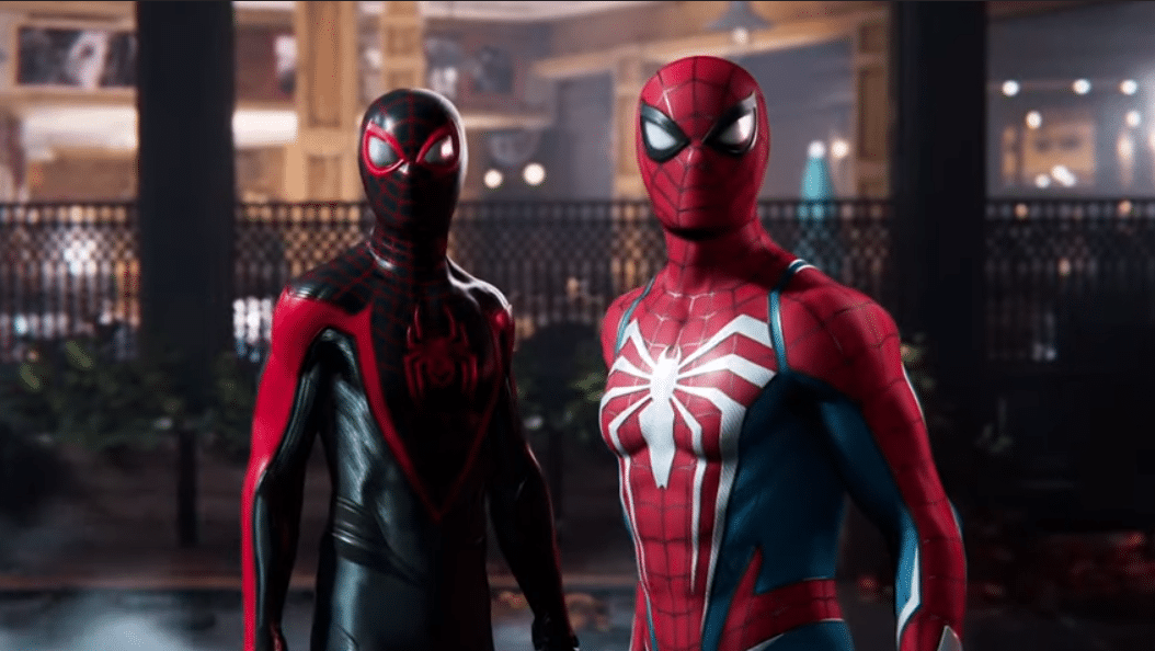 PlayStation announces Spider-Man 2 (featuring Venom) is coming in 2023