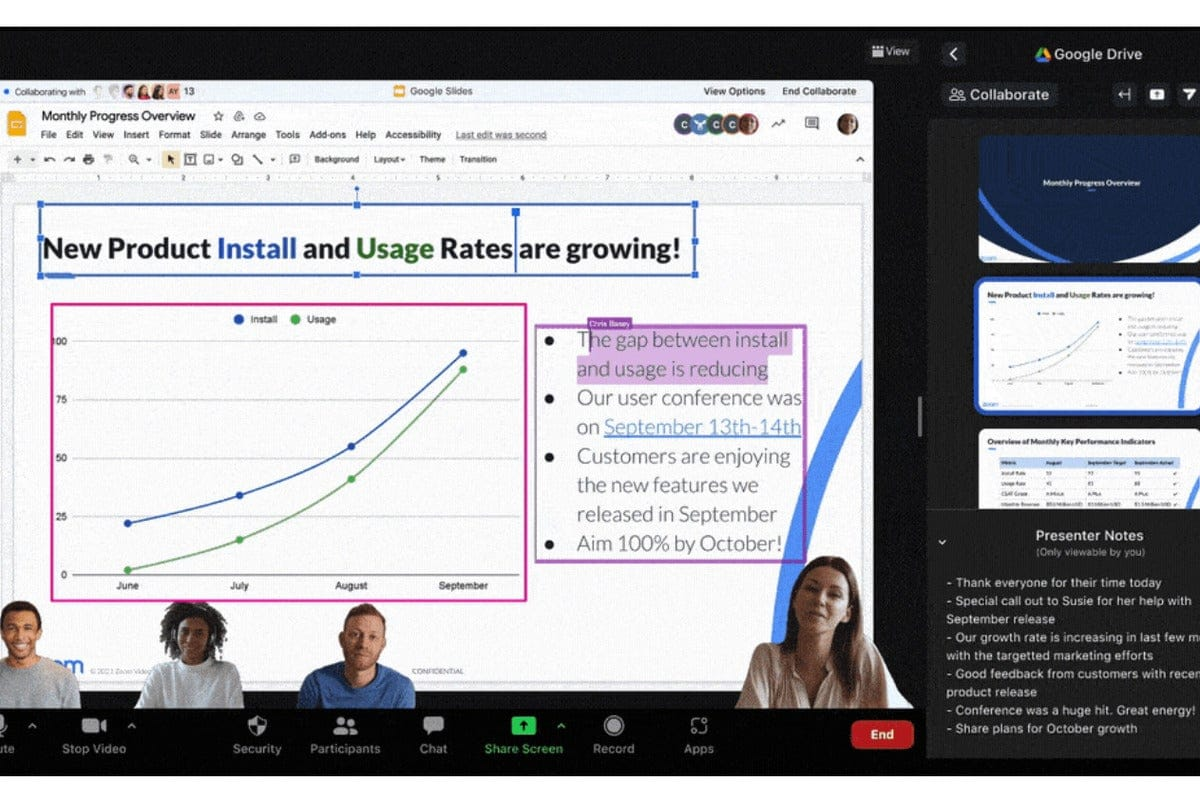 Forget video, Zoom wants to fuse Slack and Teams