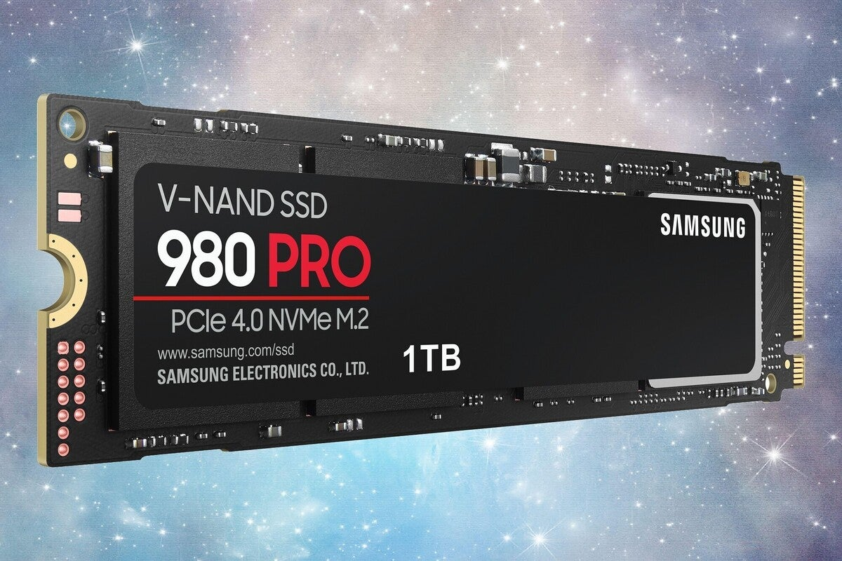 The best PCIe 4.0 SSD: If you have this cutting-edge interface, this drive is ready for it