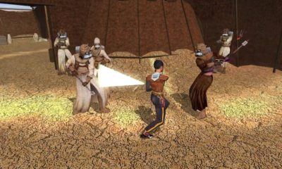 The original Knights of the Old Republic is coming to Switch