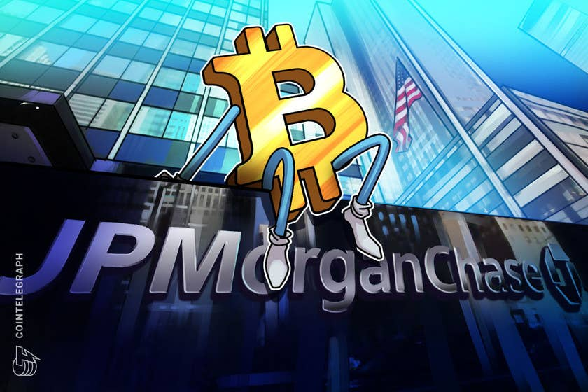 JPMorgan CEO says Bitcoin price could rise 10x but still won't buy it