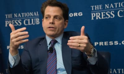 Skybridge Capital's Scaramucci on Crypto Boom: 'The Institutions Are Not There'