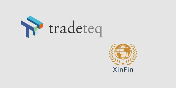 XinFin and Tradeteq team up to provide tokenized NFT-based trade finance platform