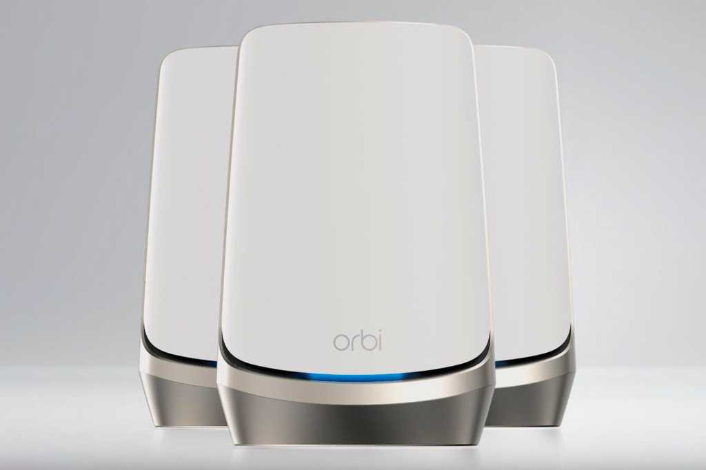 Netgear reveals the world's first quad-band Wi-Fi 6E router