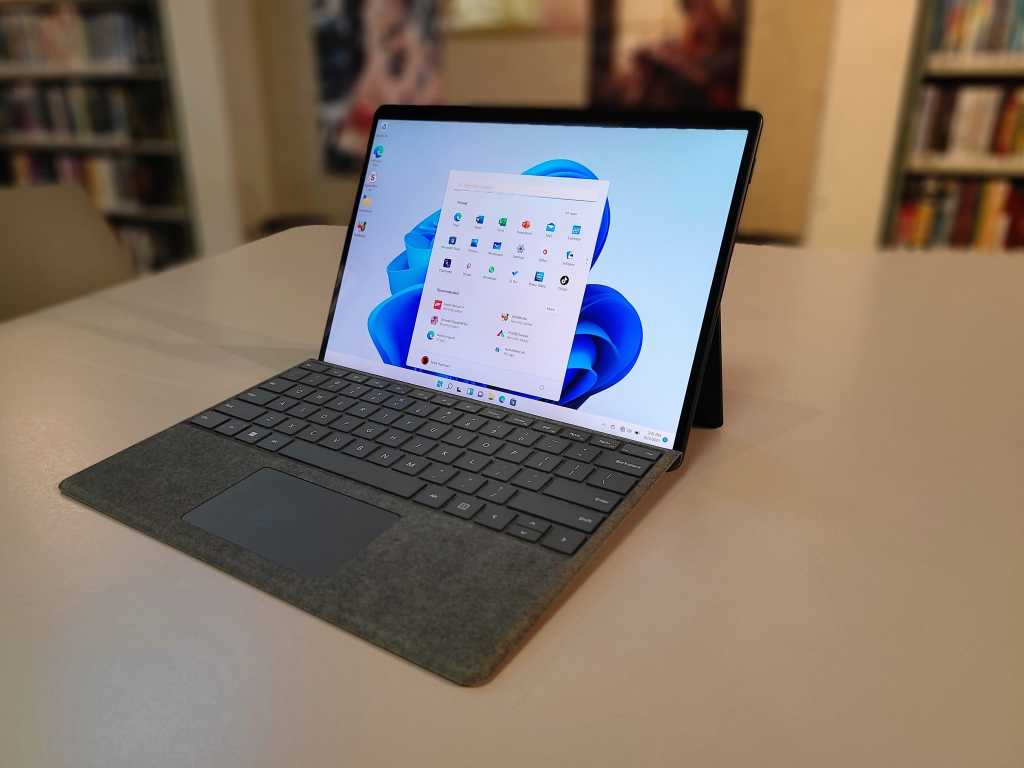 Microsoft Surface Pro 8 review: A superior Windows 11 tablet