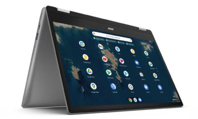 Fresh Acer Chromebooks range from affordable to powerful