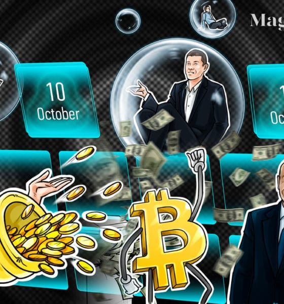 Binance launches $1B BSC fund, BTC futures ETF approval could arrive soon, and Celsius raises $400M: Hodler's Digest, Oct. 10-16